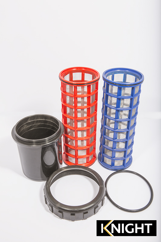 "Replacement Parts for 2"" & 2 1/2"" Suction Filter"